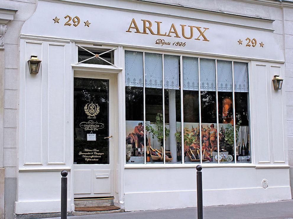 Arlaux_Paris_window
